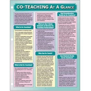 Co-Teaching At A Glance
