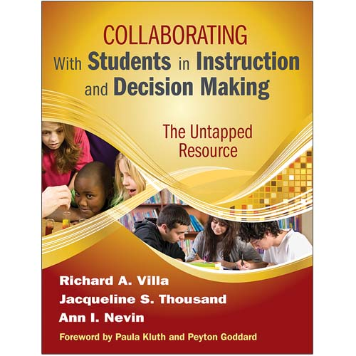 Collaborating with Students in Instruction and Decision Making- The Untapped Resource